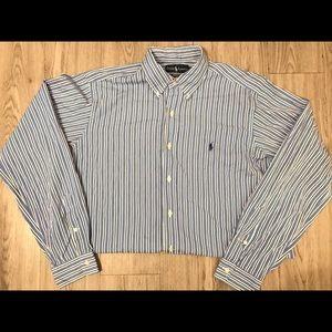 💥 Polo Ralph Lauren Button Down Long Sleeve 👔💥